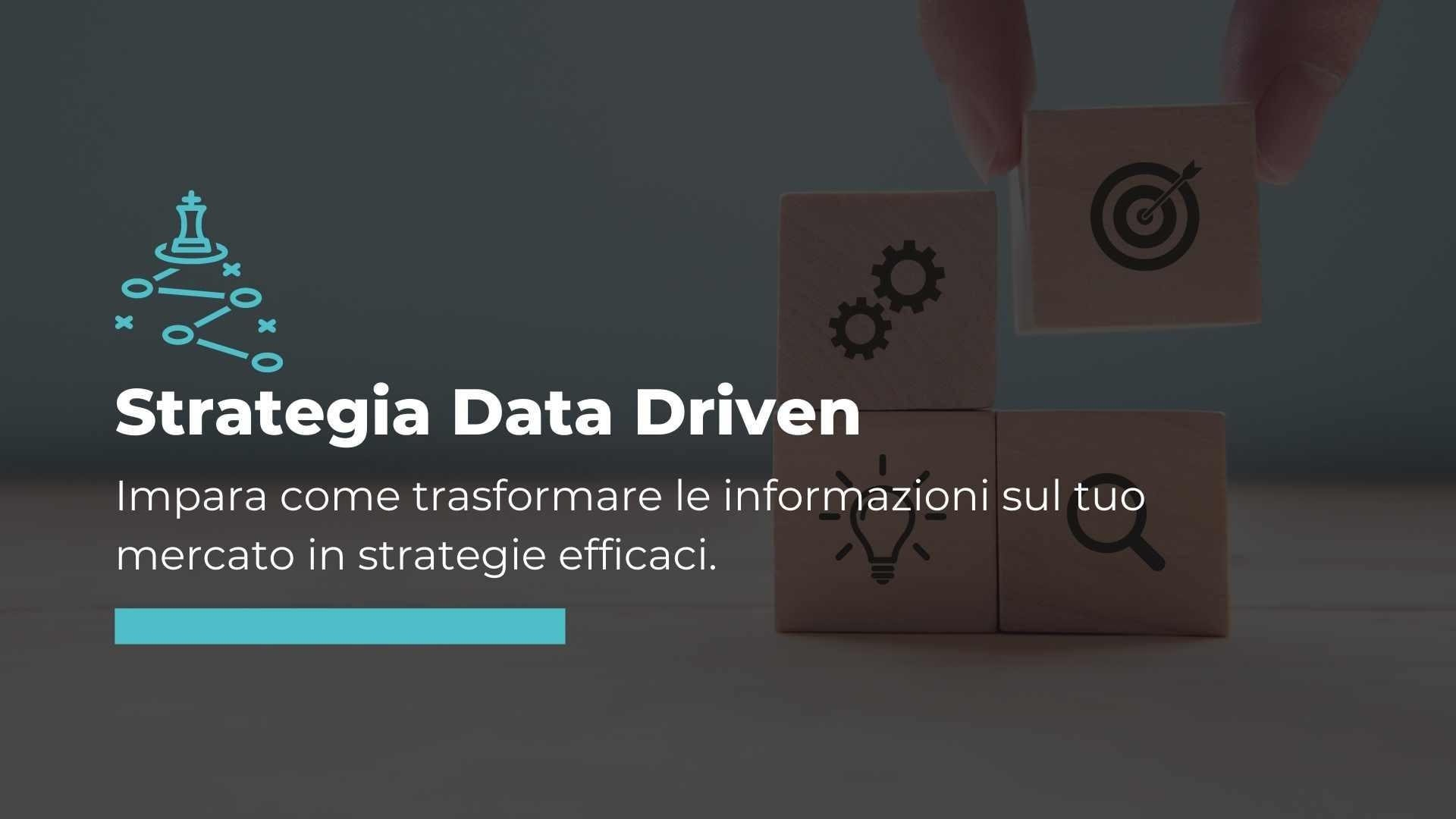 strategia Data Driven