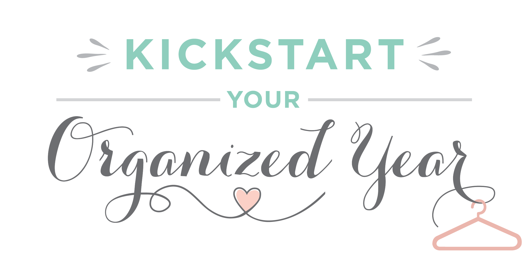 Kickstart Your Organized Year