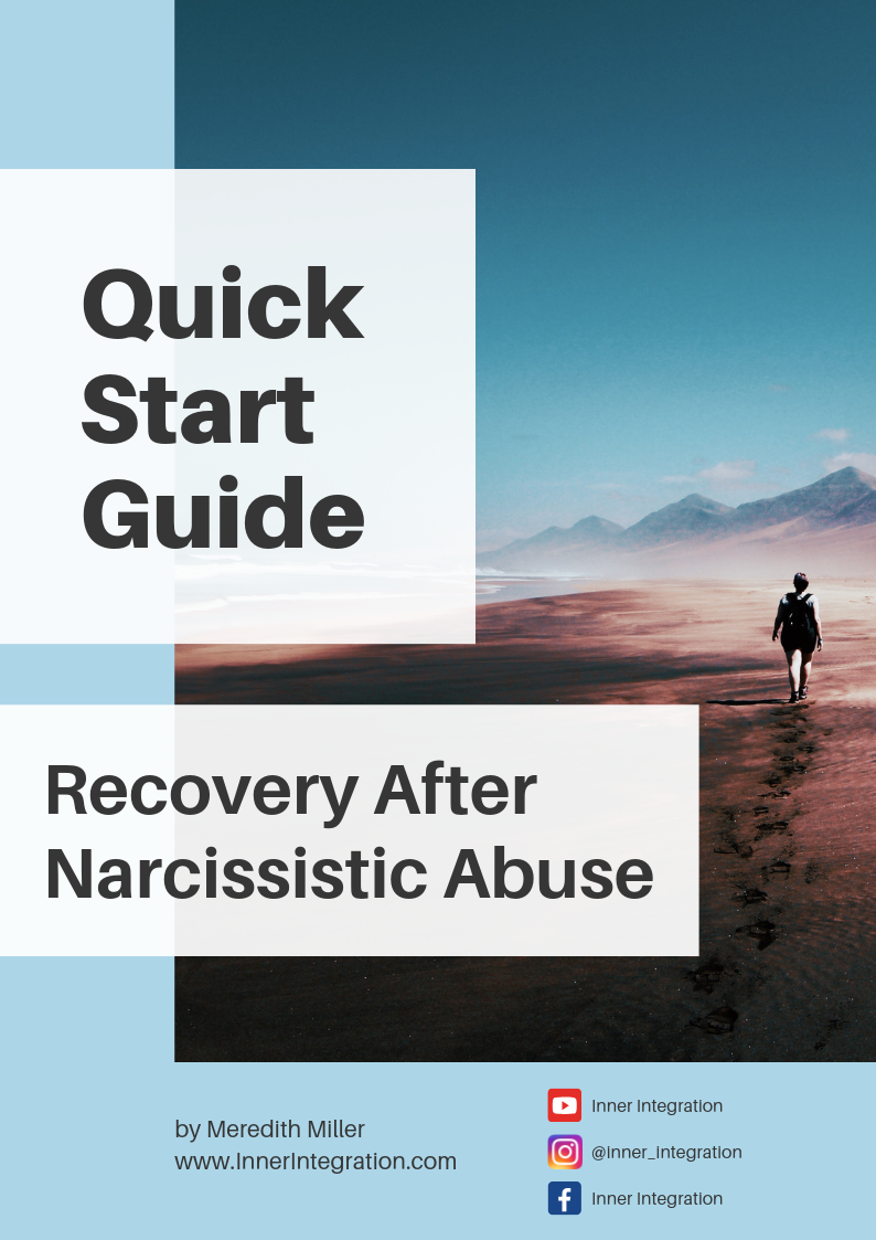 Inner Integration | Self-healing After Narcissistic Abuse