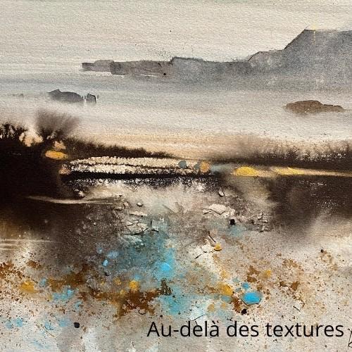 Au-delà des textures avec Odette Feller