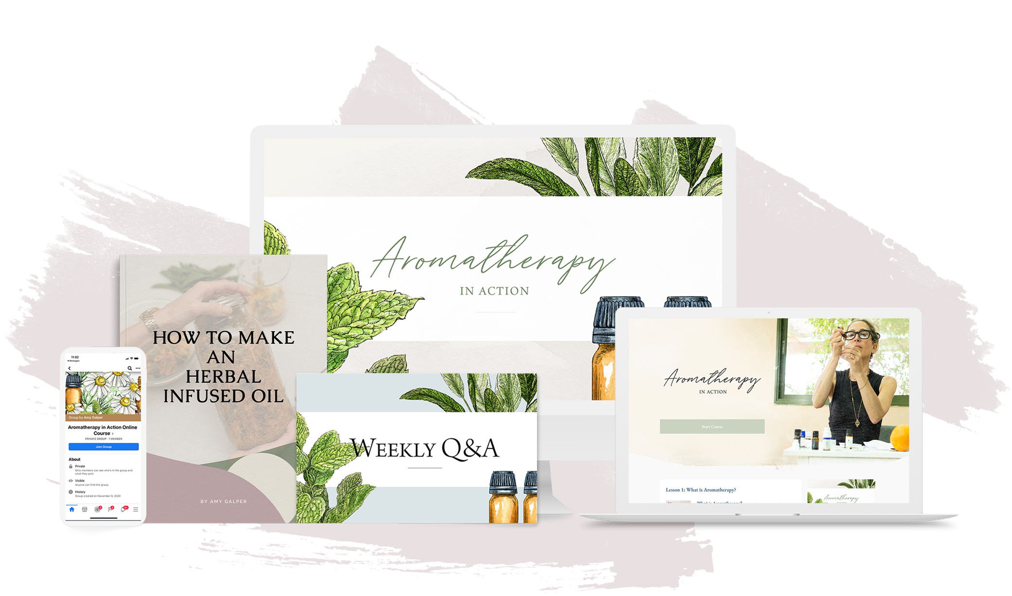 Aromatherapy in Action Course