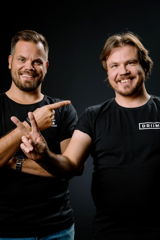 Paavo ja Lauri Järvilehto PIM! Olet luova