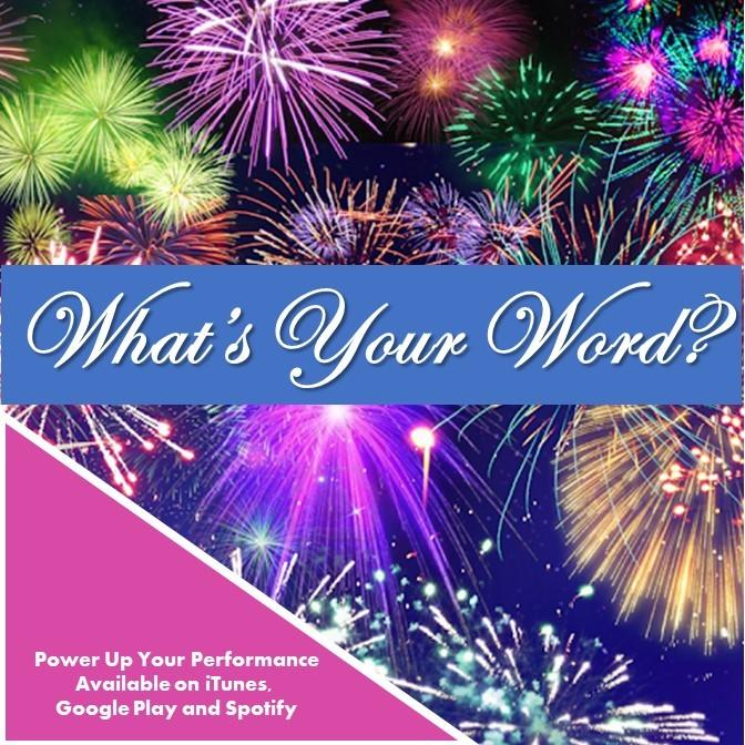 What's Your Word of the Year?