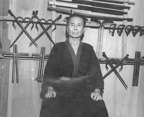Grandmaster Taira Shinken 平 信賢 (1897–1970)