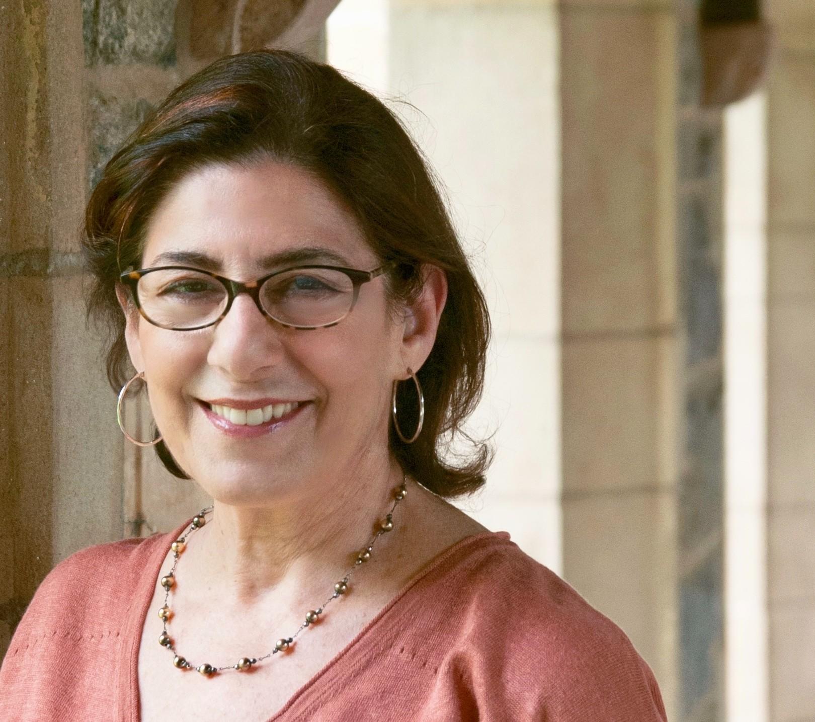Ernestine B. Colombo, author of Returning Souls
