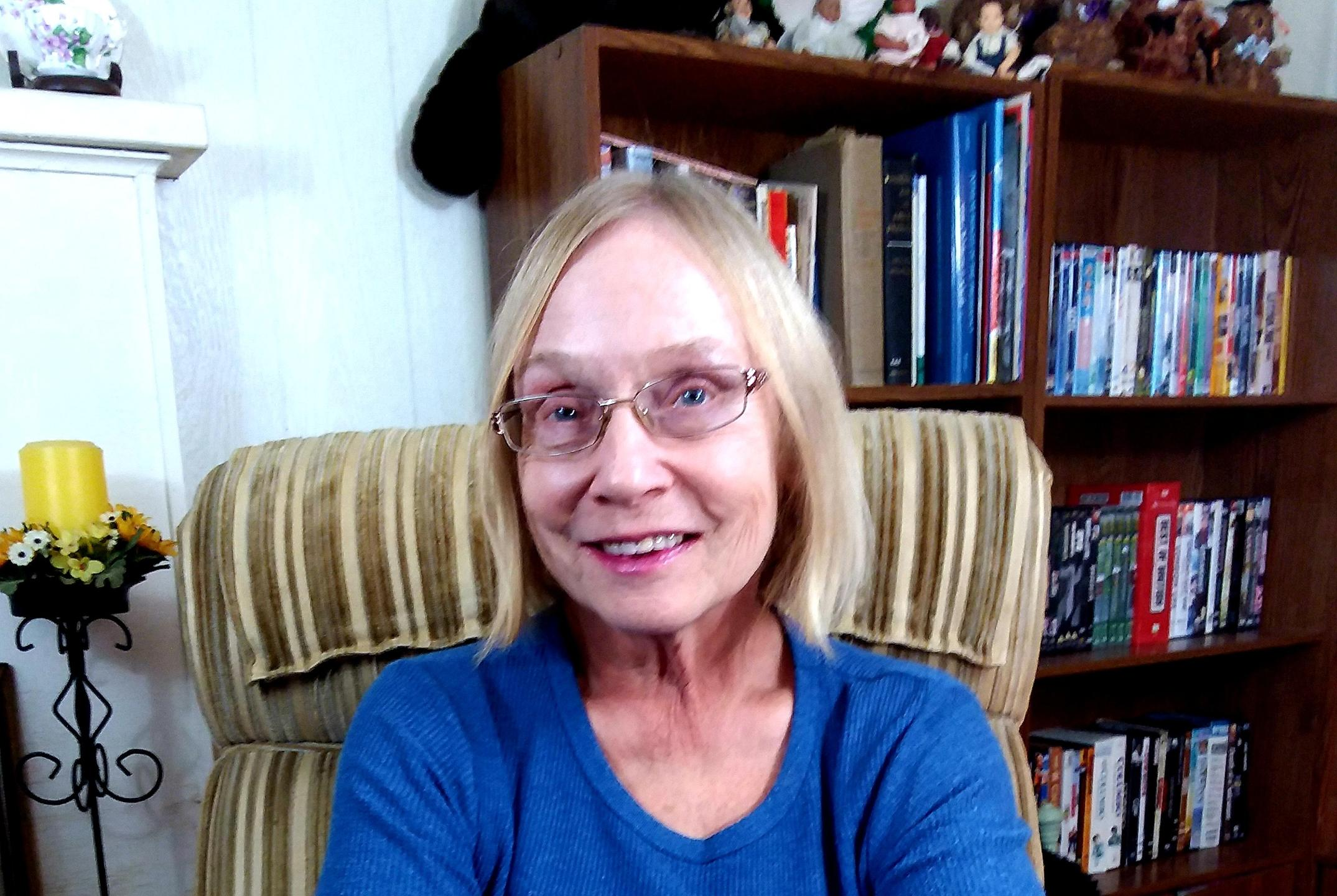 Pamela Horter-Moore, Author: Love Quest and Brief Candles