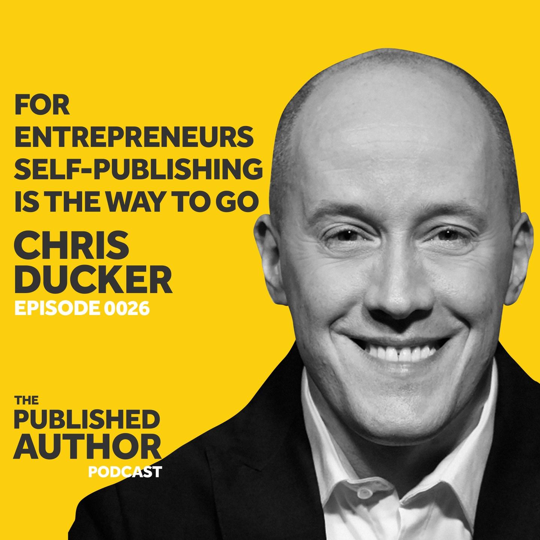 The Published Author Podcast - Episode 0005