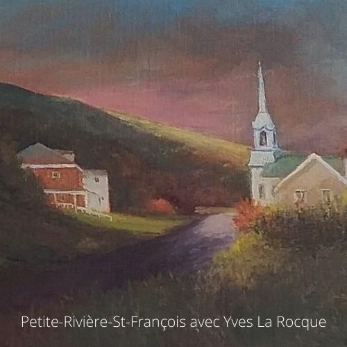 Yves La Rocque Cours en ligne huile