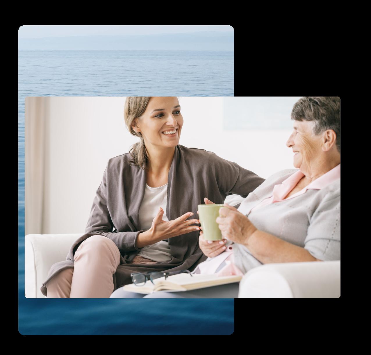 Terminal illness caregivers