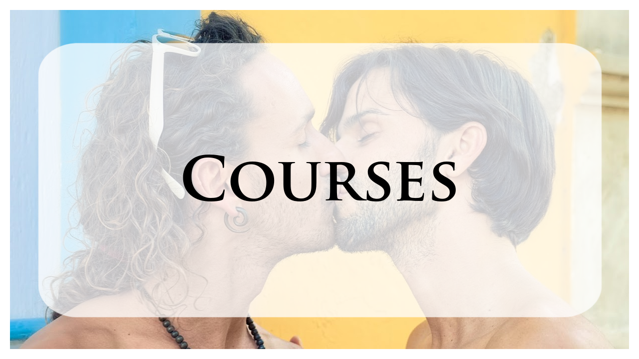 Tantra courses for LGBTQ