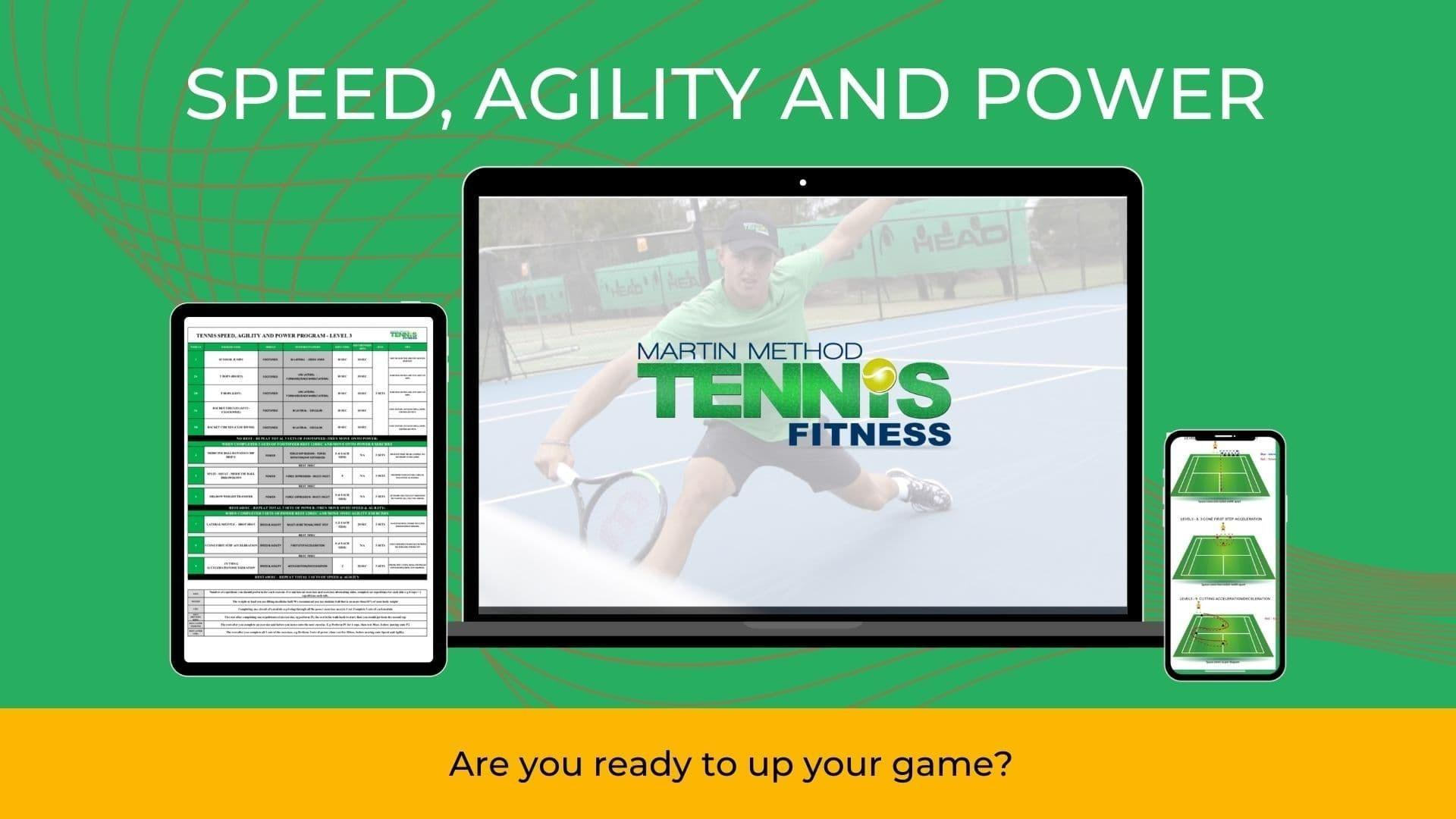 SPEED, AGILITY & POWER LEVEL 3