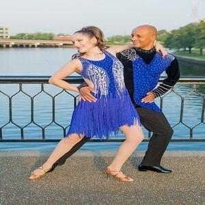 Bachata Vida dance Instructors in Virginia Beach, VA