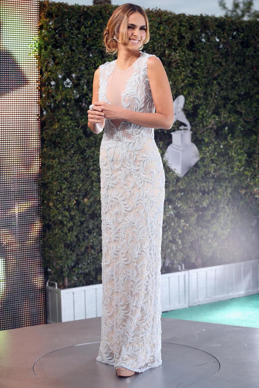 Karen Martínez - Latin Grammy 2012