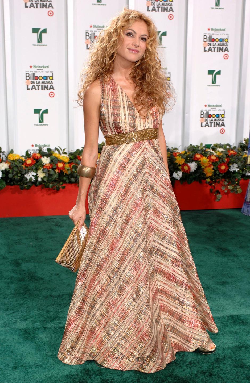 Paulina Rubio - Premios Billboard