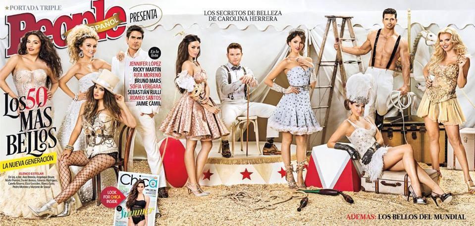 Los más bellos de People en Español