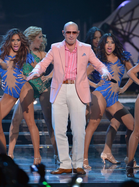 Pitbull - Premios Juventud 2013