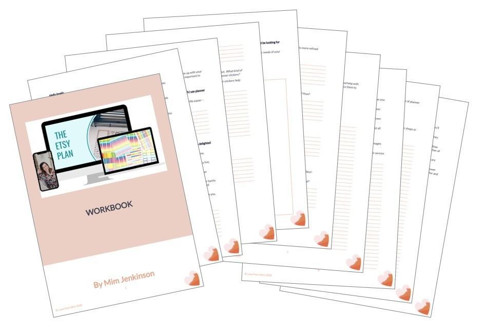 Ideal Customer Workbook
