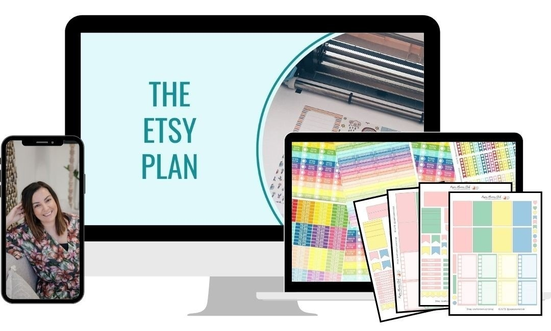 The Etsy Plan online course