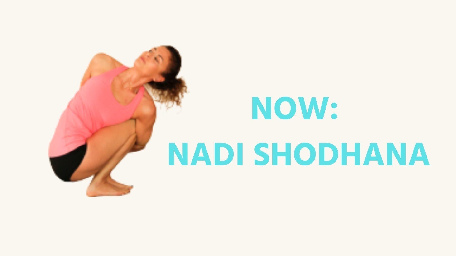 Now: Nodi Shodhana