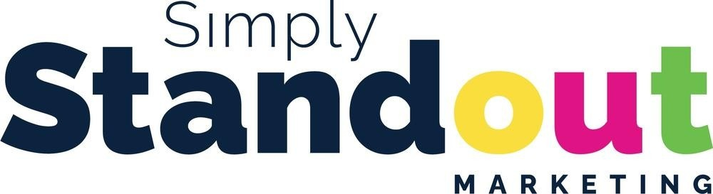 Simply Standout Marketing Logo