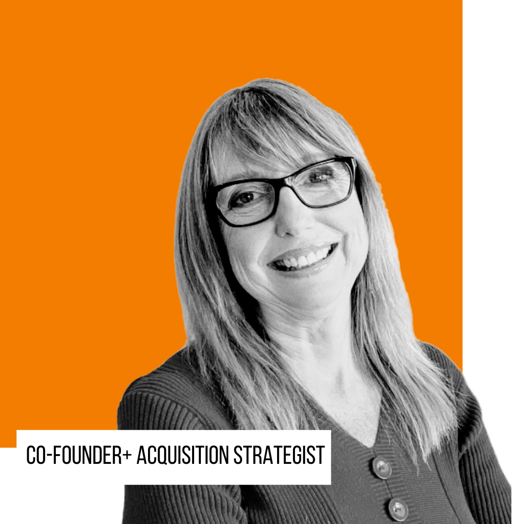 Jackie Smith, Co-Founder and Acquisition Strategist