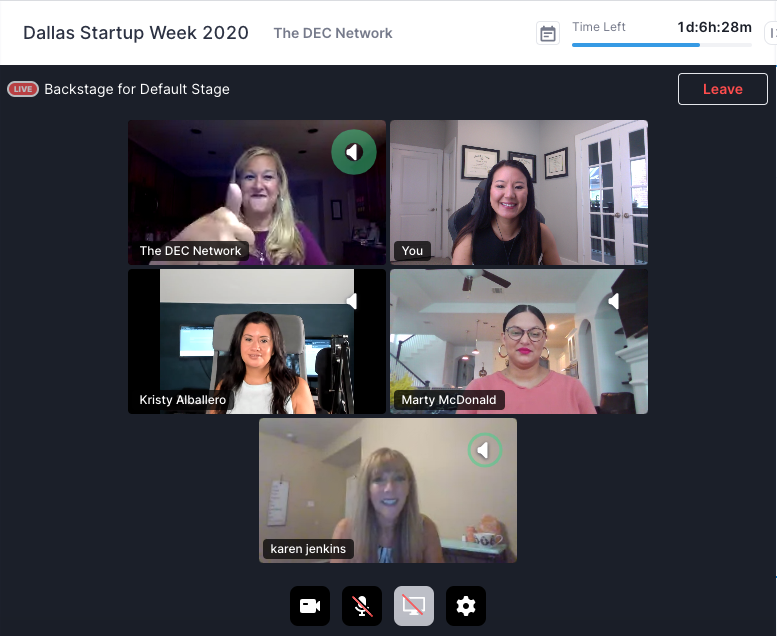 Women of Innovation Panel - Dallas Startup Week - Do You Really Know Your Customer