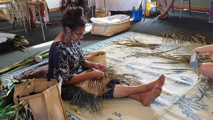 Soraya Weaving
