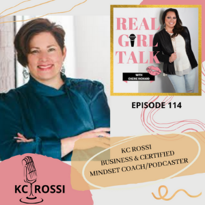 Sharing The Secrets Of Women Developing Brilliance With KC Ross‪i‬