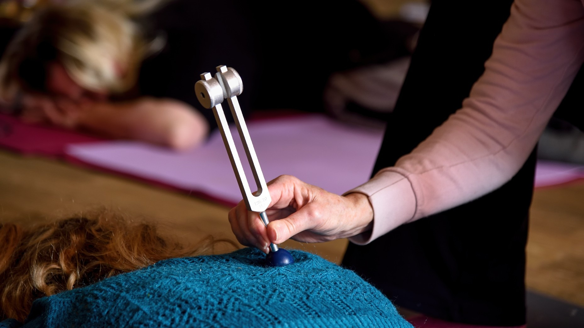 Level 2 Practitioner Diploma: Integral Sound Healing With Tuning Forks
