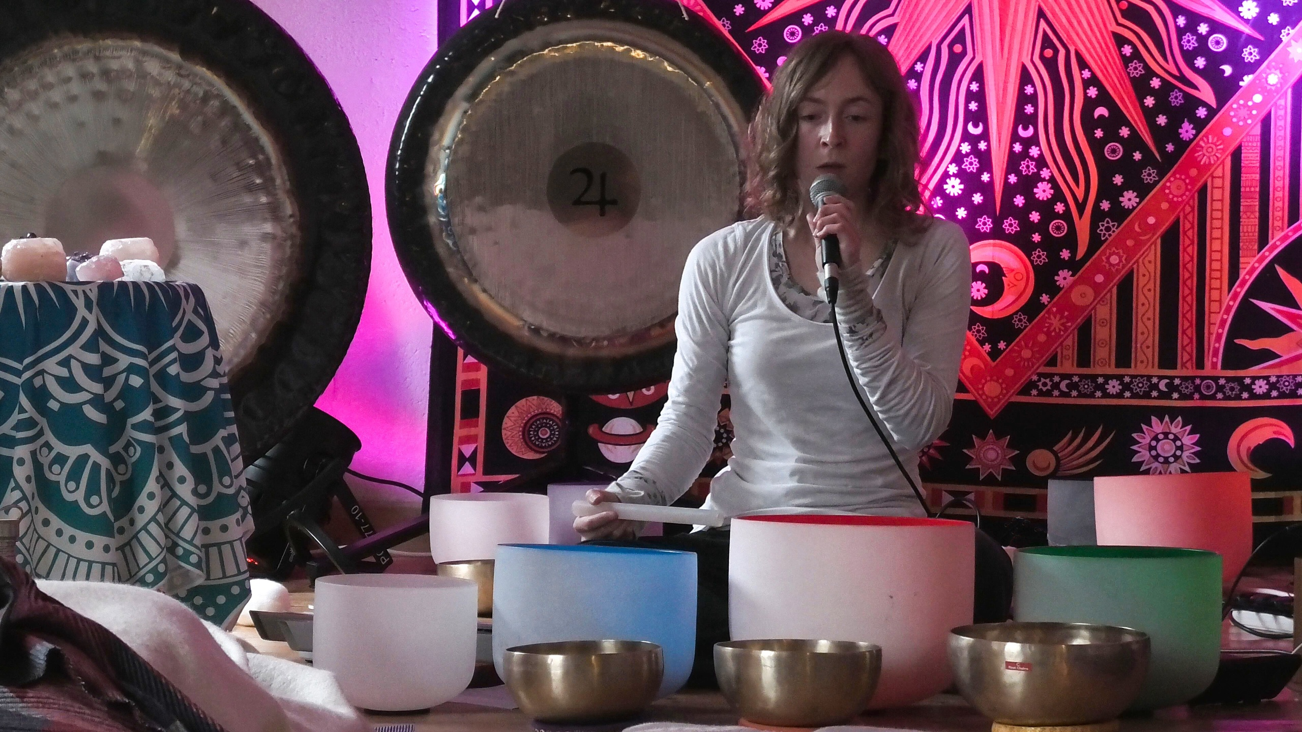 Level 1 Foundation Certificate: Sound Healing With Voice