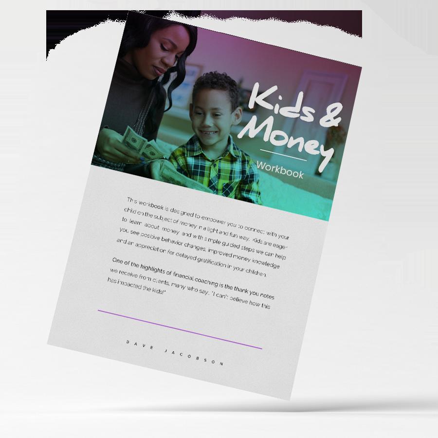 Workbooks money workbook : Kids & Money FREE Workbook