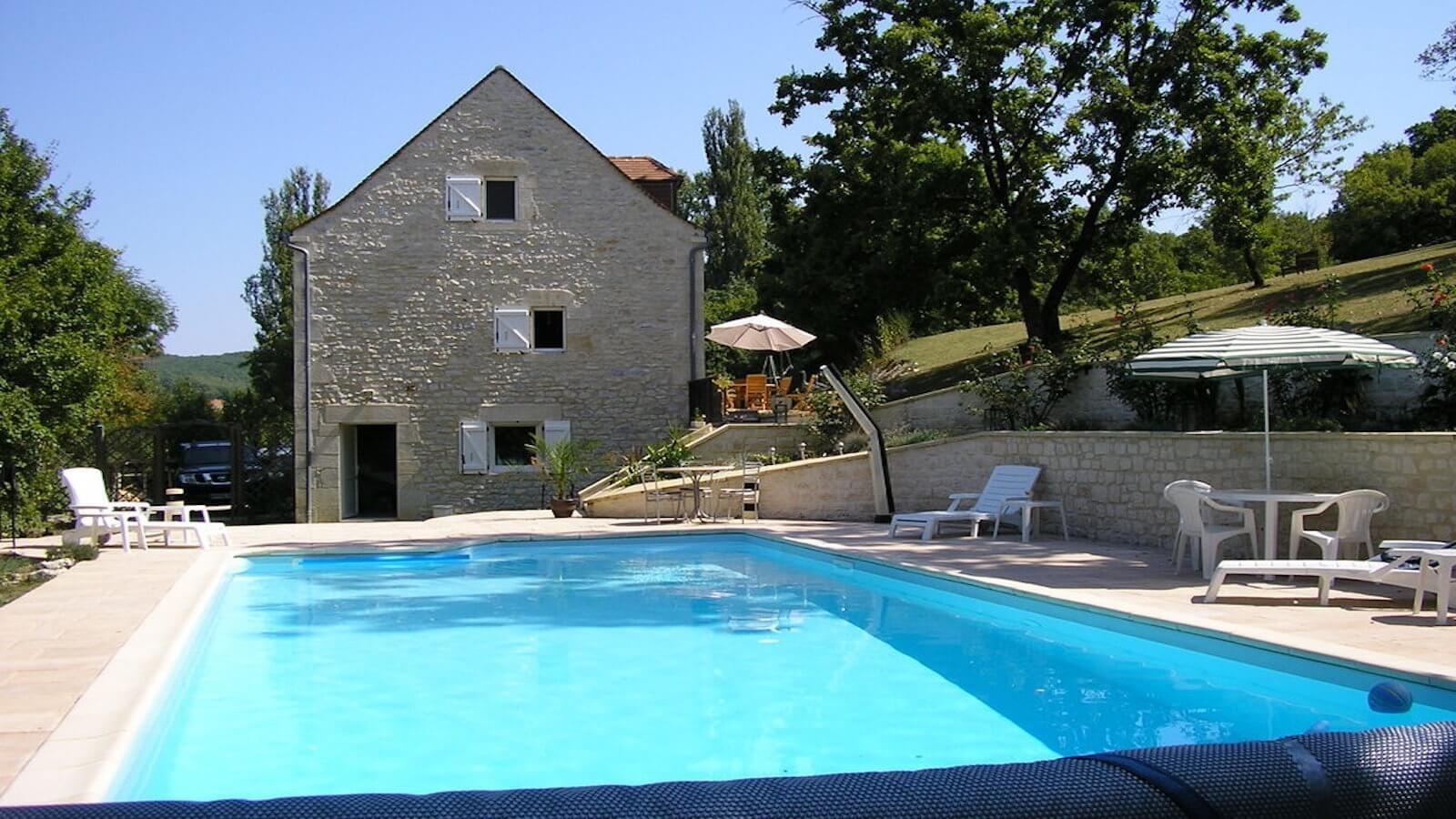 Villa Prieure du lot client Ododo