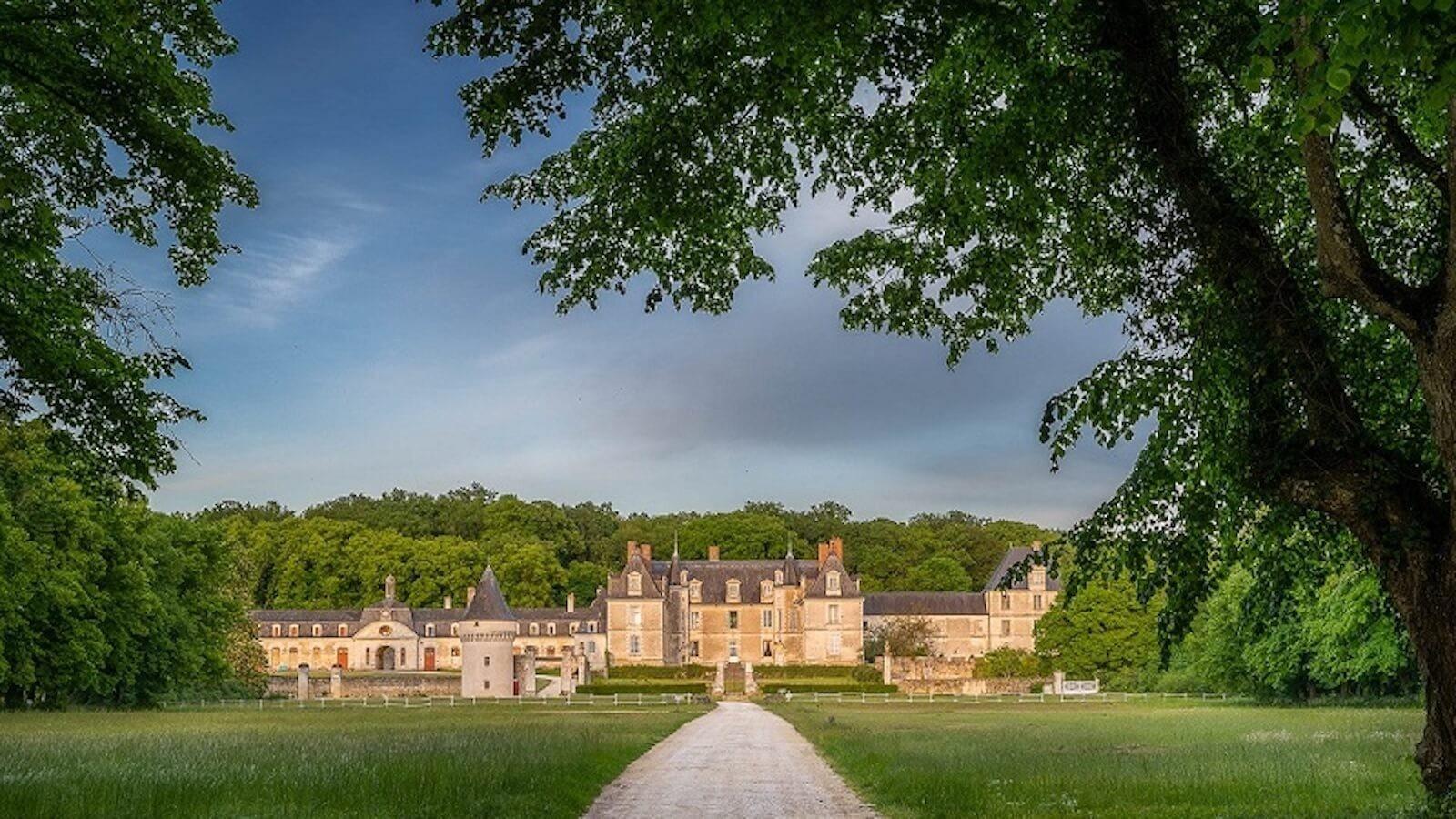 Château de Gizeux client Ododo