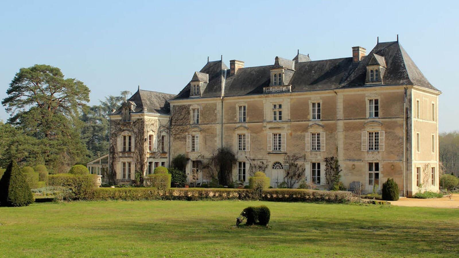Château de Chambier client Ododo