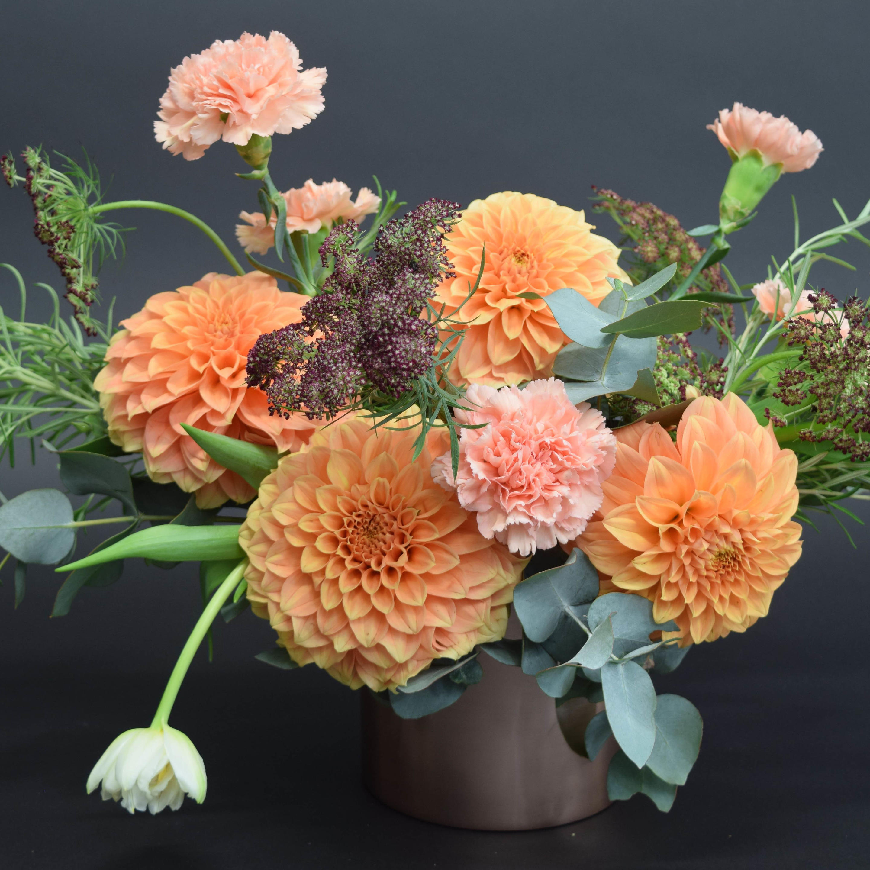 Flower Arrangements Basics: 5 Week Course