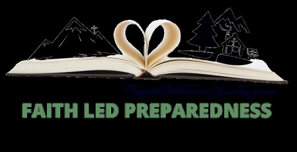Trayer Wilderness - Offering Faith Led Preparedness