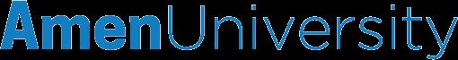 Amen University Logo