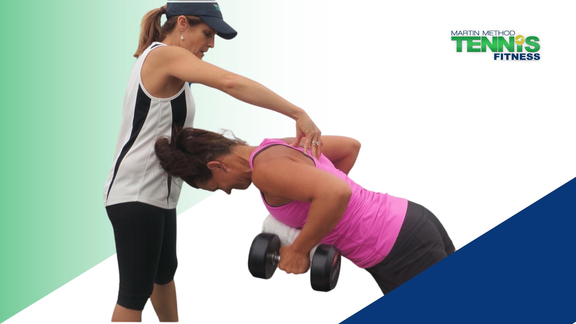 Benefits of Social Strength & Conditioning Tennis Program
