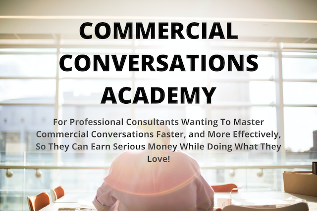Commercial Conversations Academy