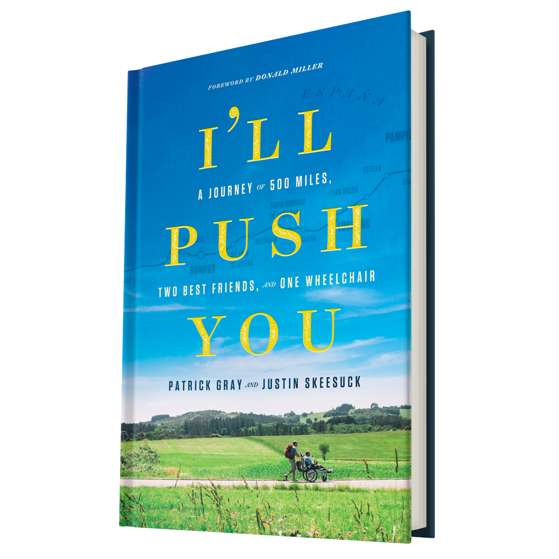 Book Cover: I'll Push You