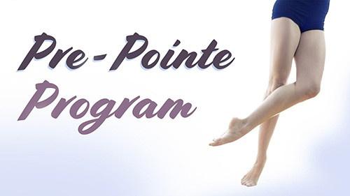 Pre-Pointe Program