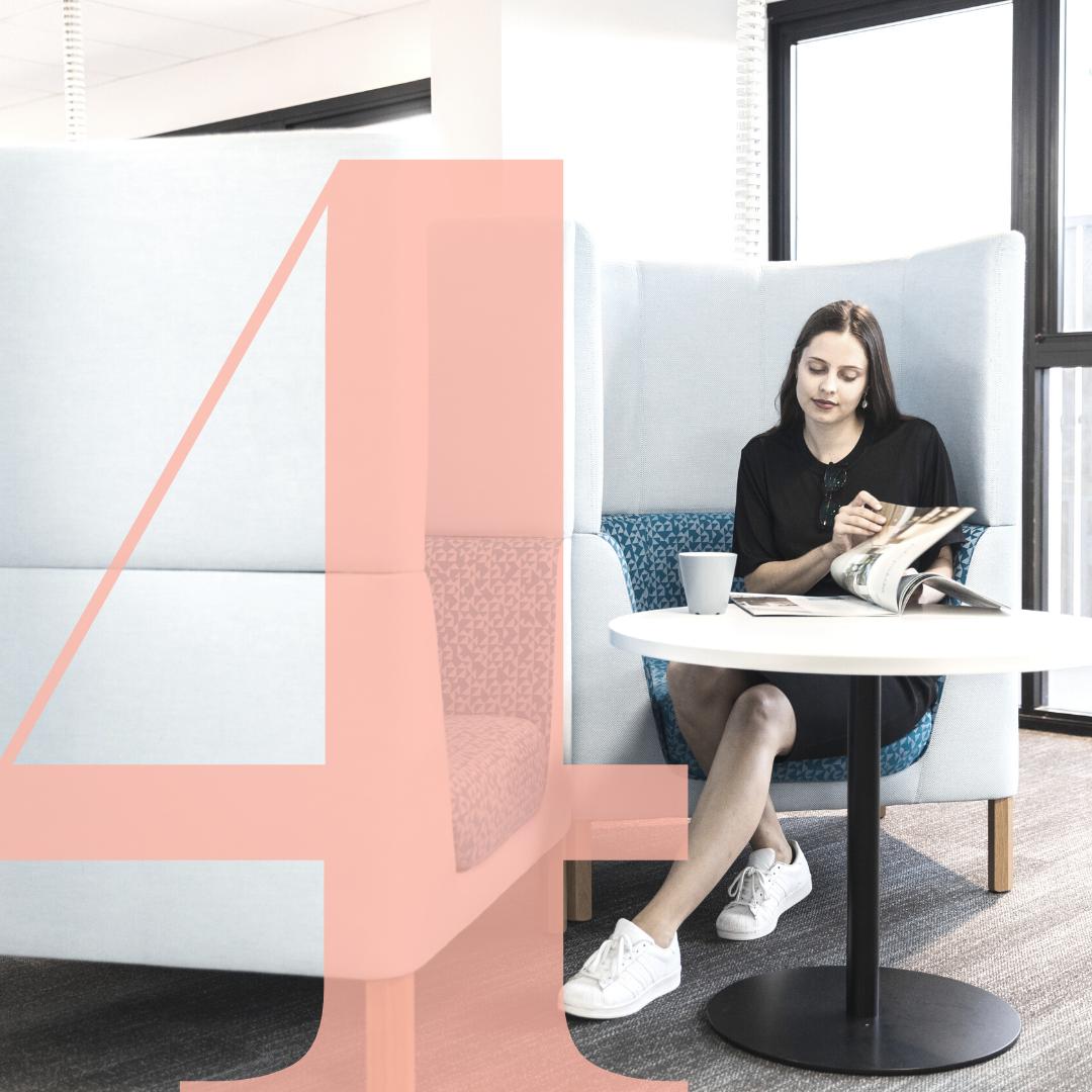 wellbeing workplace design