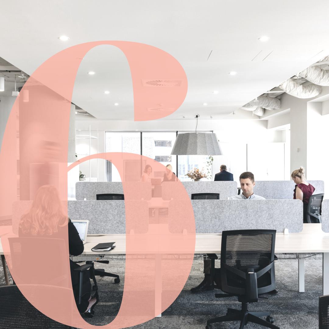 workplace design bringing it all together