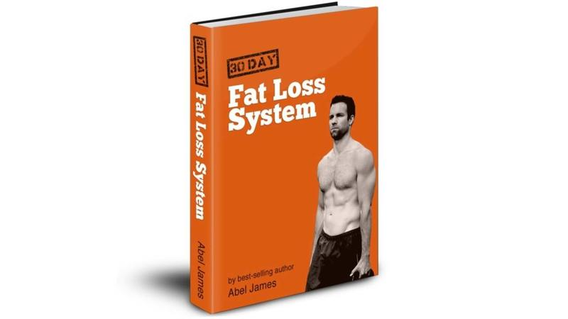 Wild30 Fat Loss System with Abel James, Fat-Burning Man