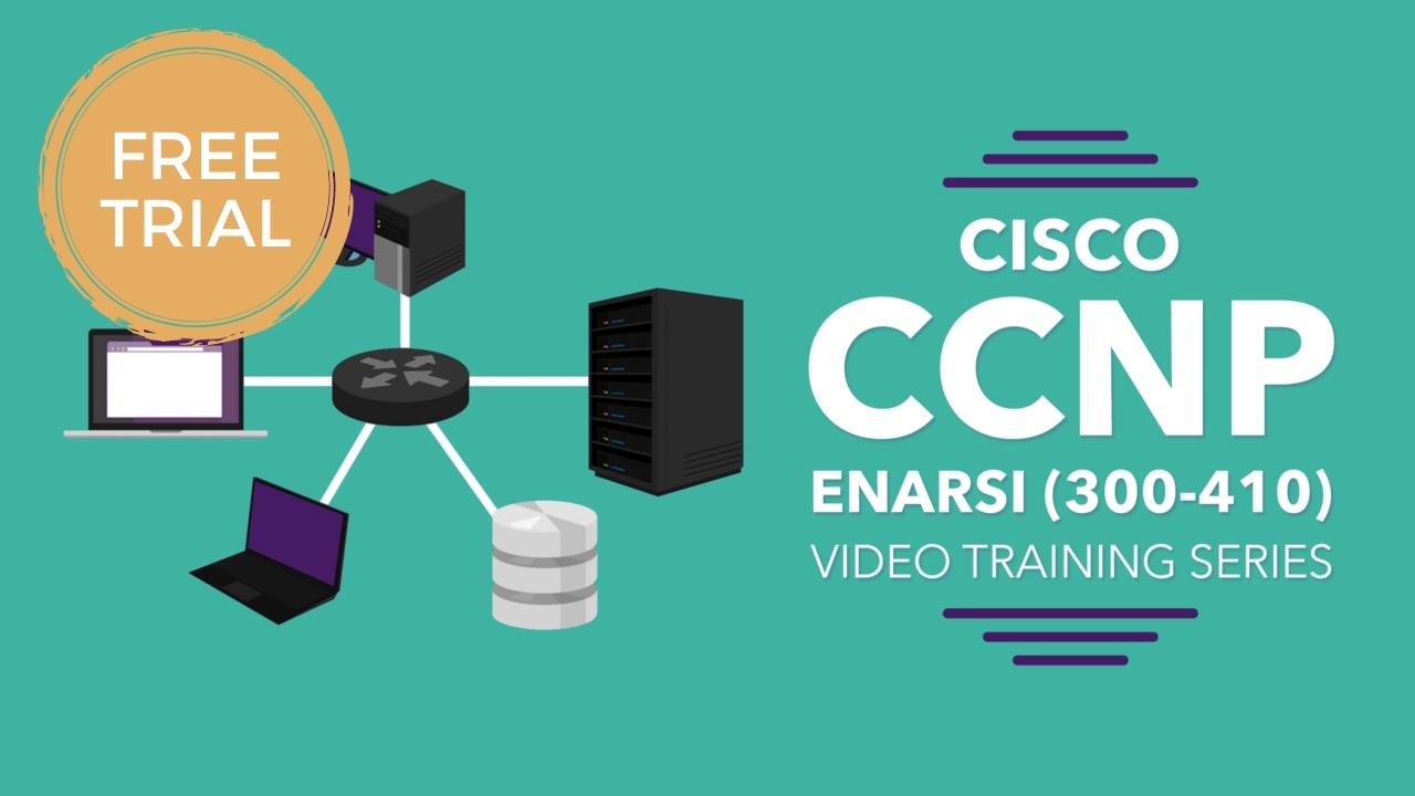 Free Sample - CCNP ENARSI (300-410) Video Training Series