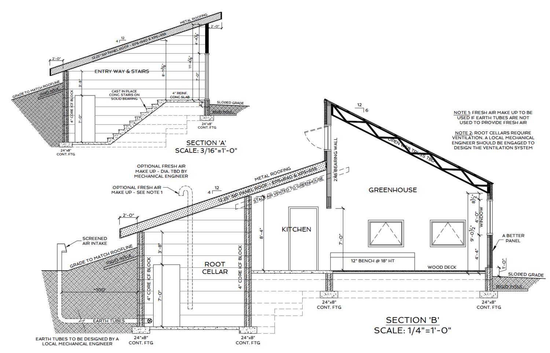 Passive solar greenhouse design course Passive solar greenhouse design plans
