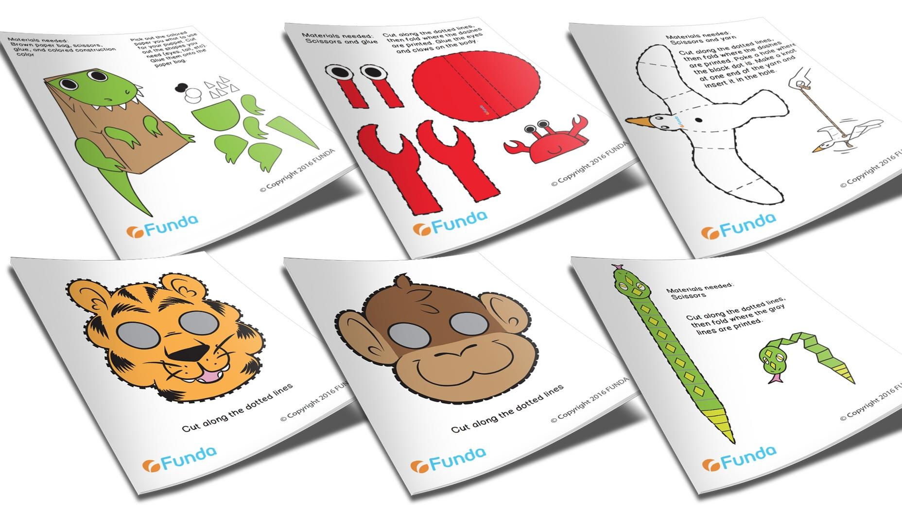 FUNDA STORY Learning For Children Aged 2 to 7 Years