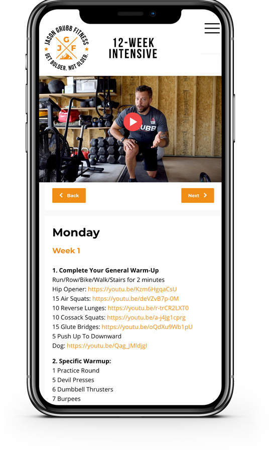 Workout Programs for Dads