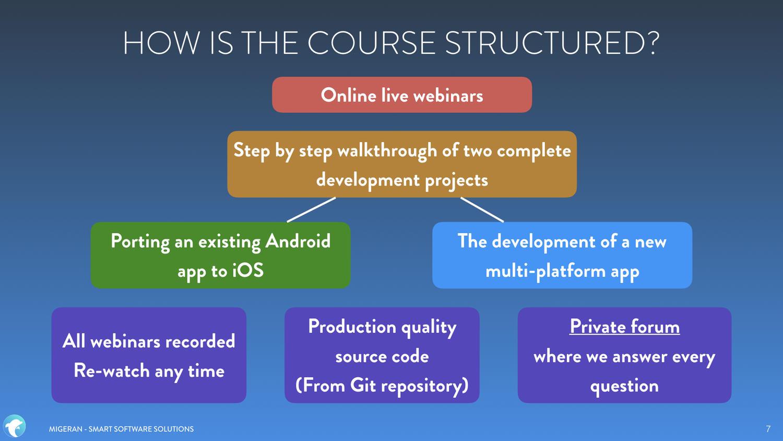 Migeran App Developer Master Course Special Offer