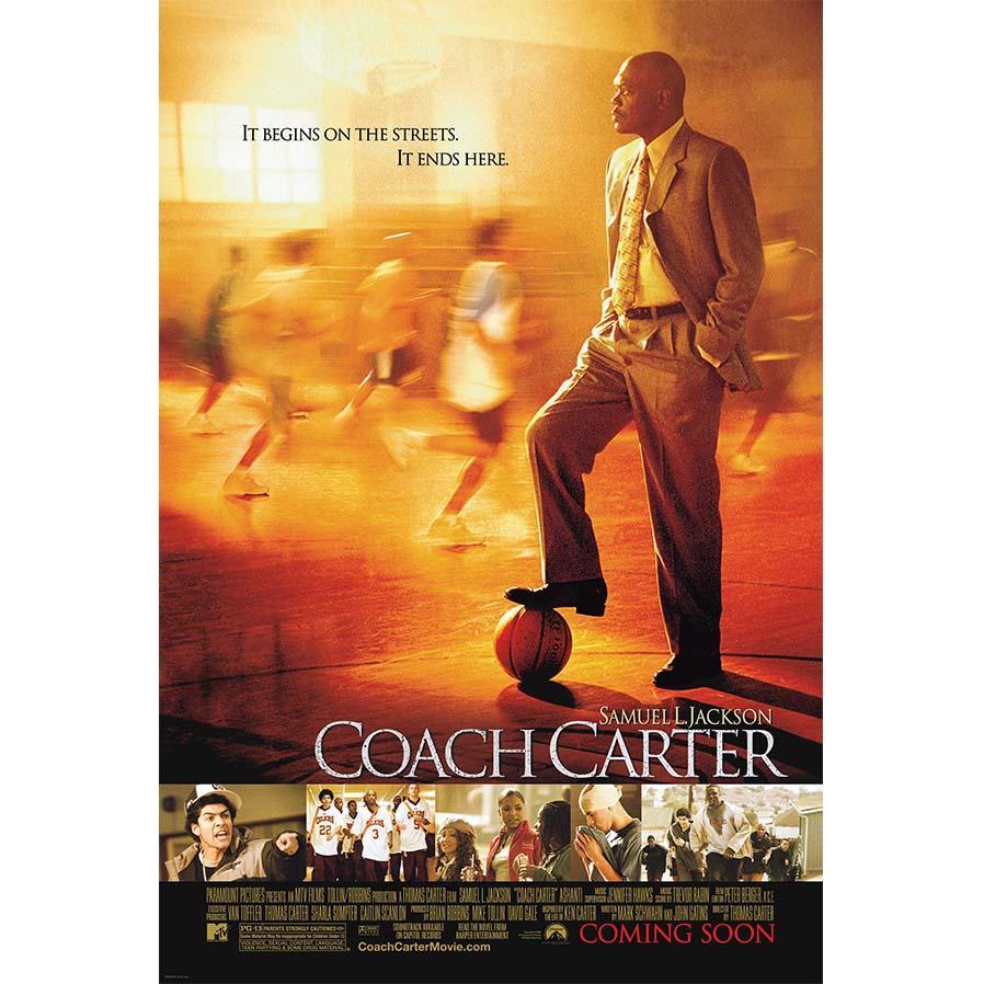 coach carter respect